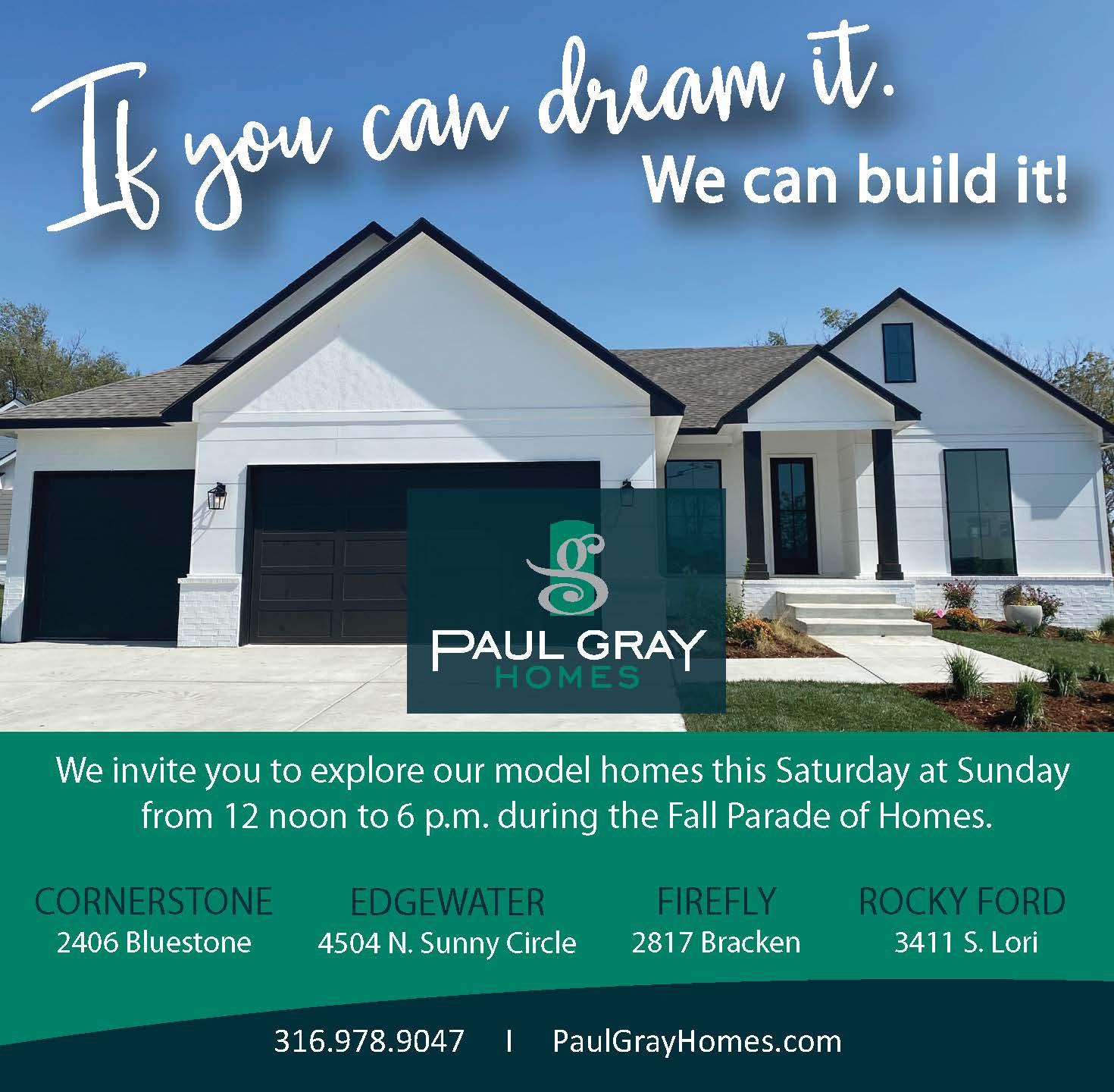 2020 Fall Parade of Homes