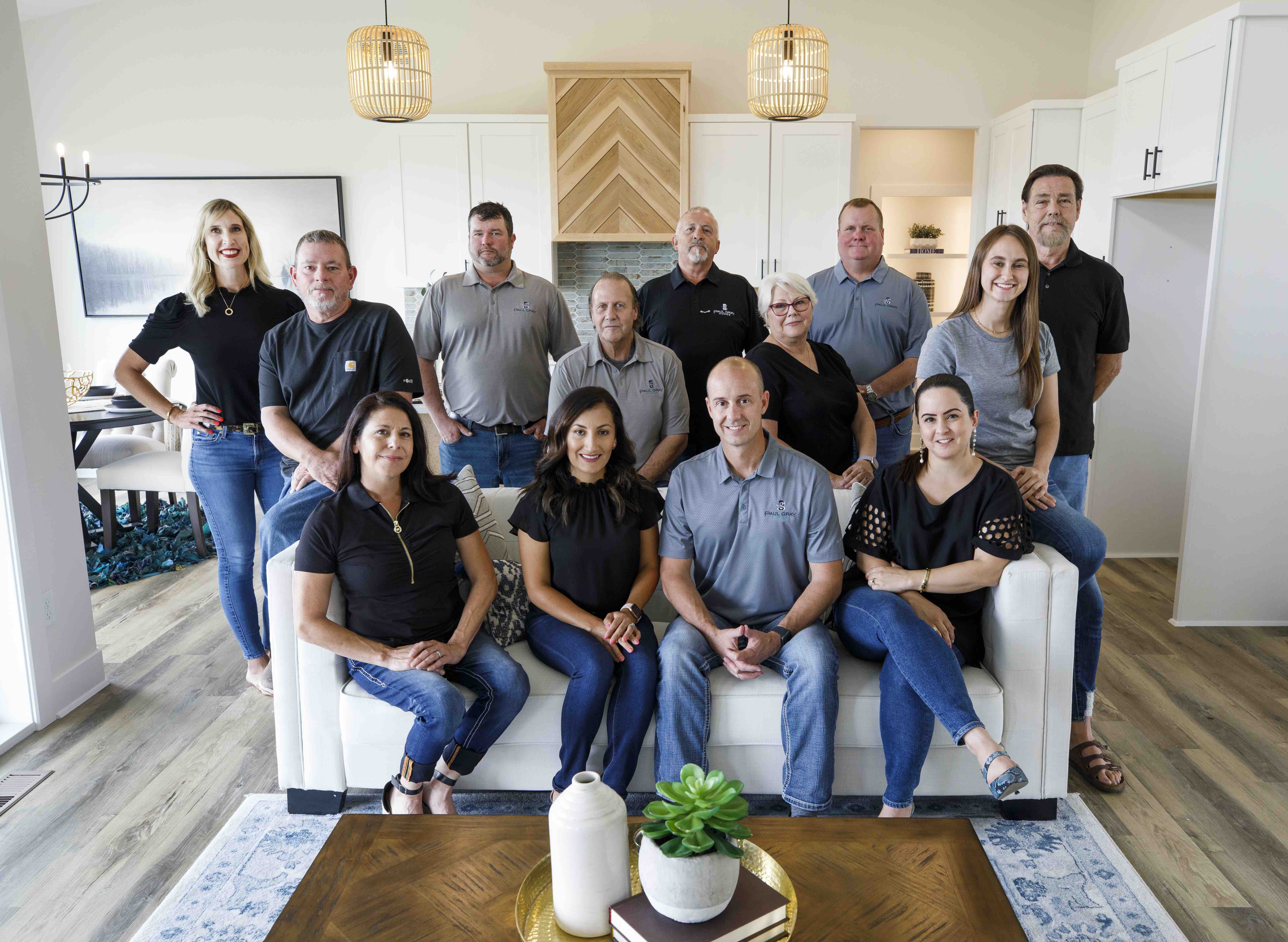 About Paul Gray Homes